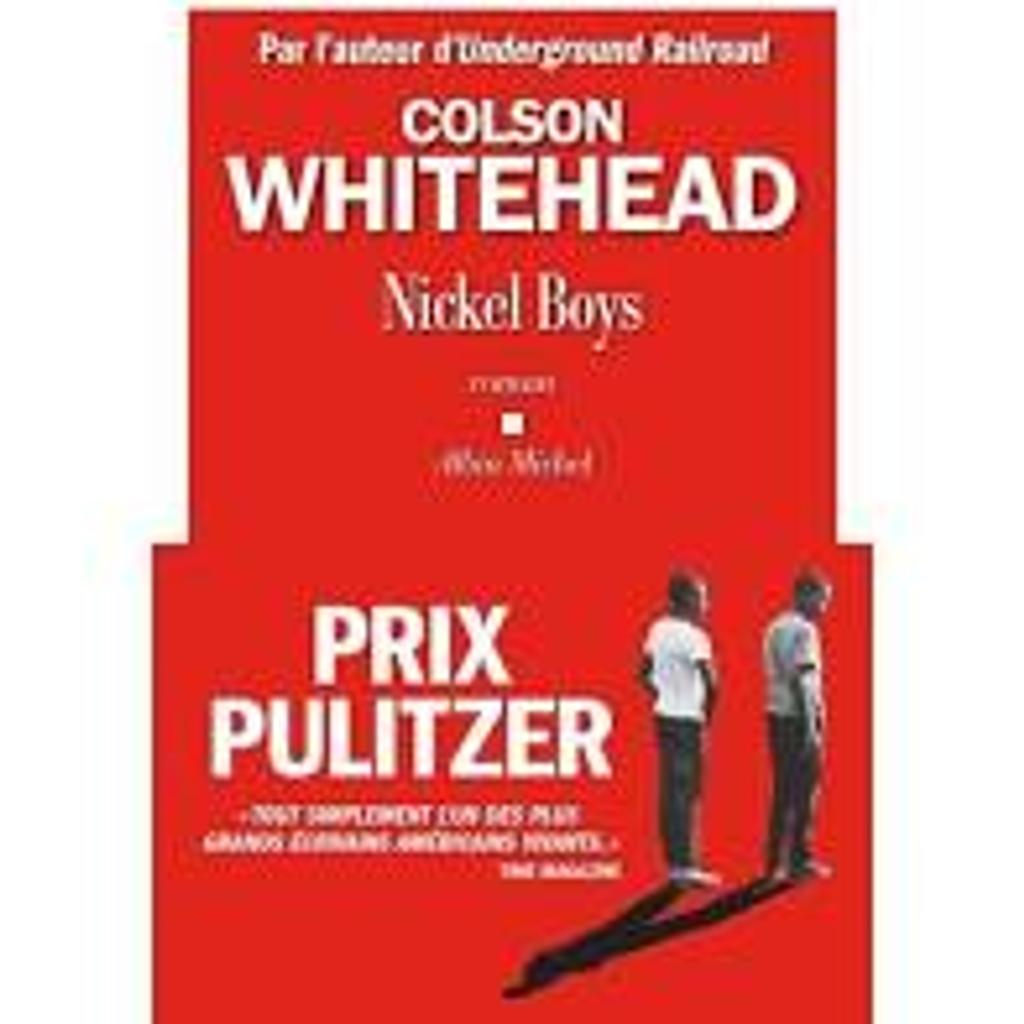 Nickel boys / Colson Whitehead |
